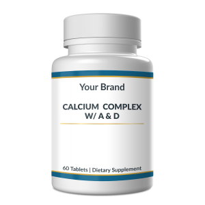 Calcium Complex with A&D