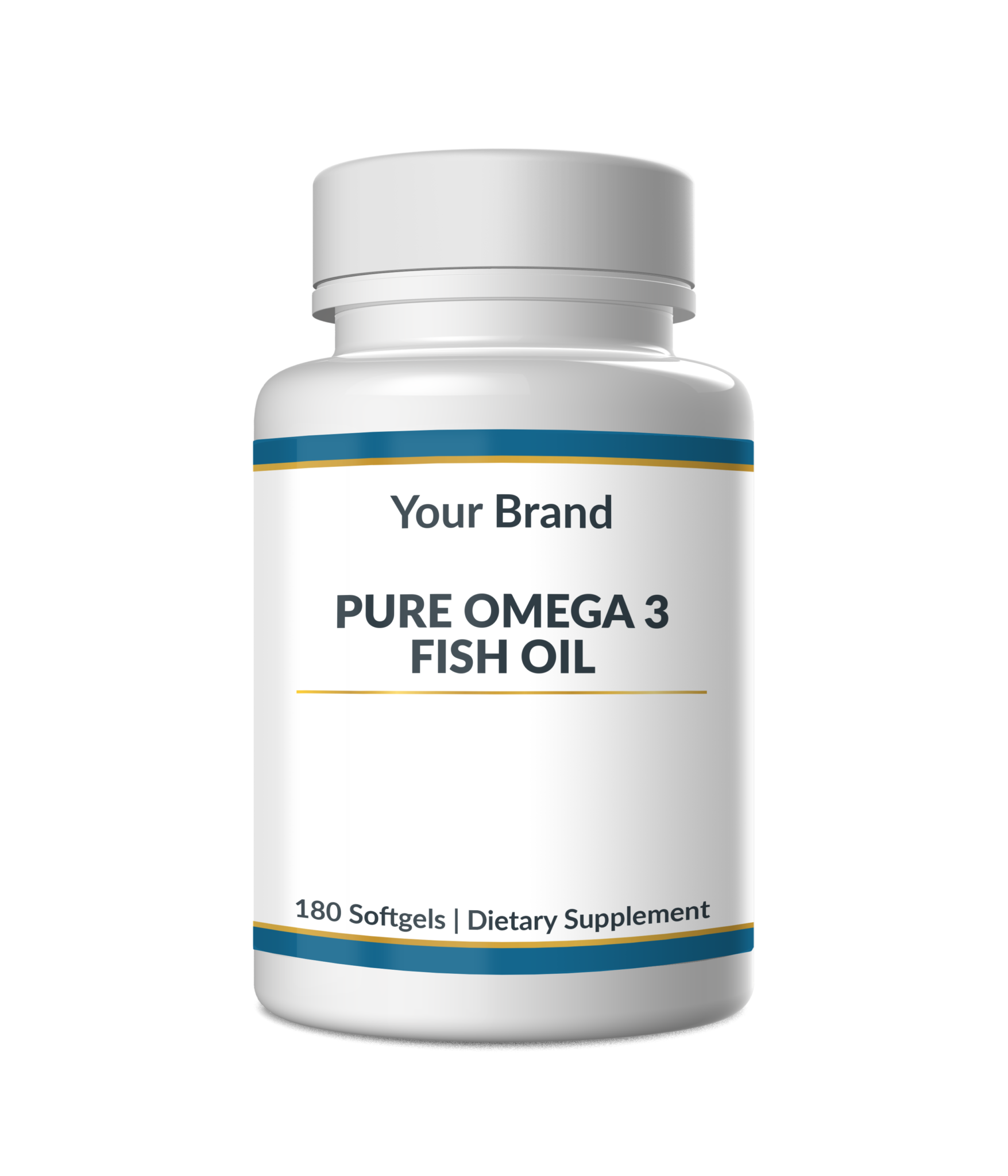 Pure omega 3 fish oil the lab genie for Fish oil weight loss dosage