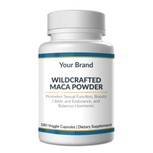Wildcrafted Maca Powder